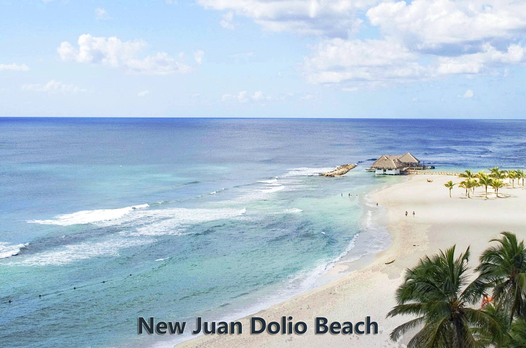 Juan Dolio Map Well as in West Juan Dolio