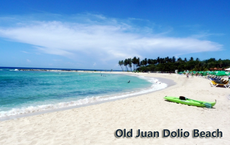 Juan Dolio Map Juan Dolio Beaches