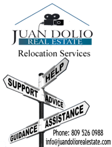 Juan dolio real estate relocation services logo